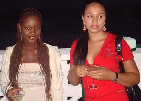 Jackie Appiah & Nadia Buari