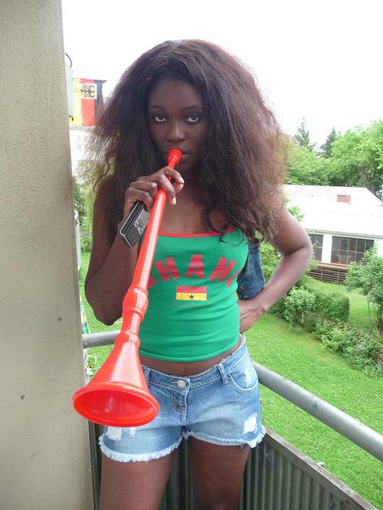 Ghana ebony girls