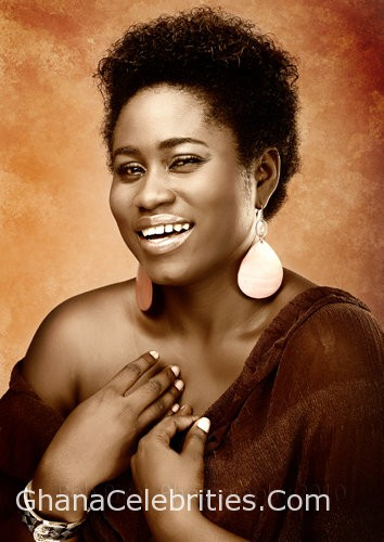 Lydia Forson At The Meeting Premiere