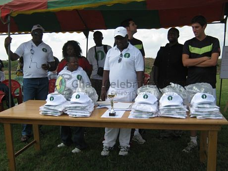 Viasat1 Supports Peace United Tournament