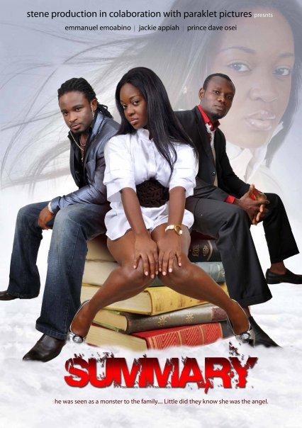 New Ghanaian Movie, Summary