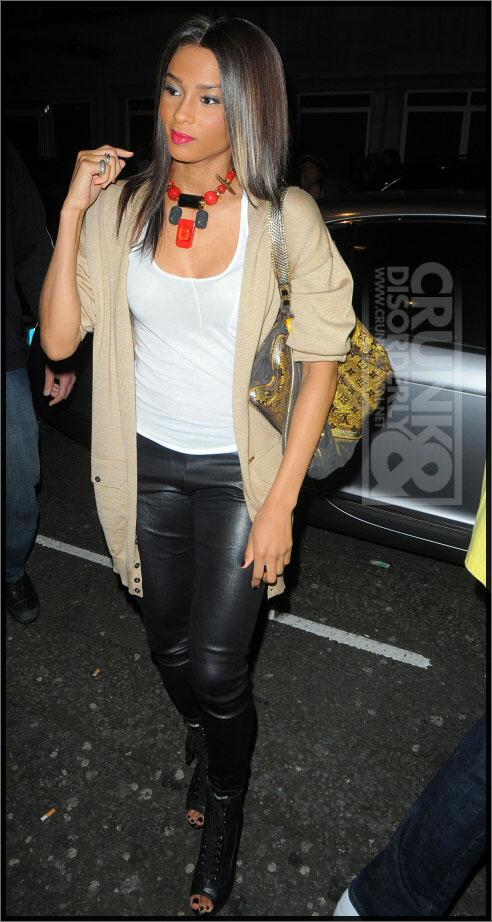 RnB Singer Ciara
