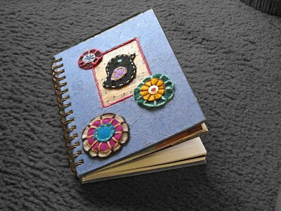 A Little Birdie Told Me Journal Made By Racquel Dwomoh