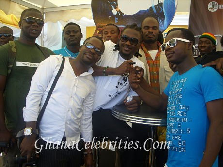 Samini's Album Launch-CEO
