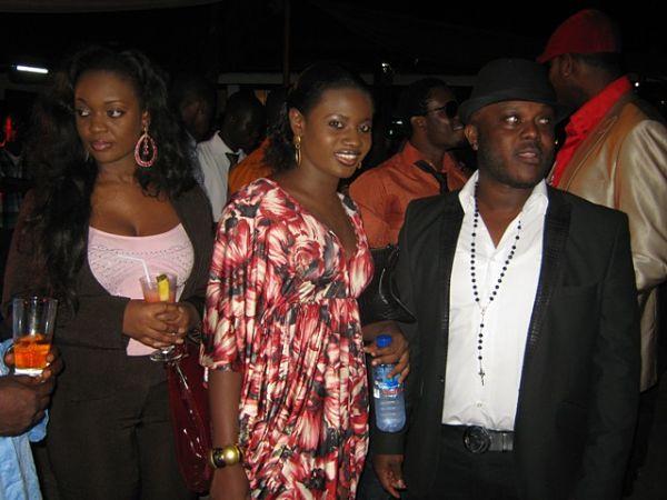 Jackie Appiah, Martha Ankomah & Jackie's Husband-Peter Agyemang