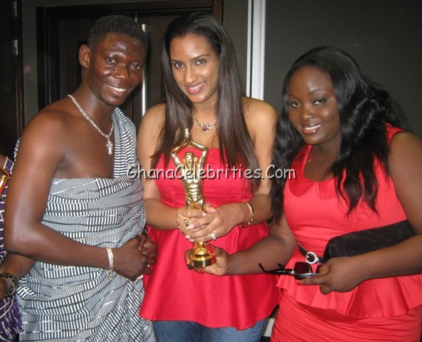Agya Koo, Juliet Ibrahim & Roselyn Ngissah