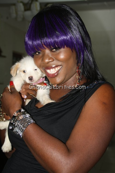 Delay and Her Dog