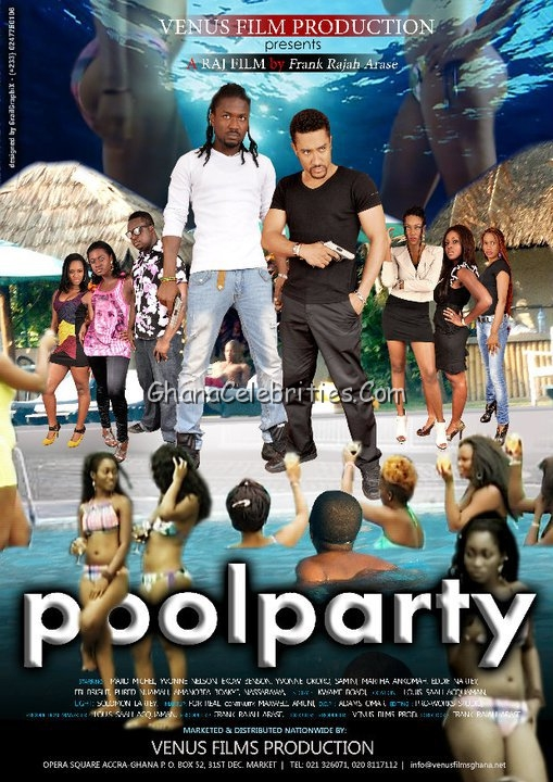 New Movie: Pool Party