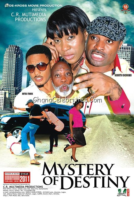 Nigerian Nollywood Movies - Mystery of Destiny Nigerian movie (1)