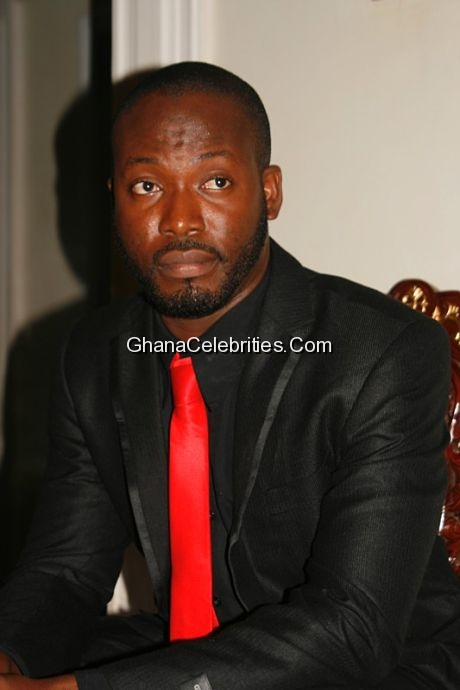 Adjetey 'Pusher' Anang