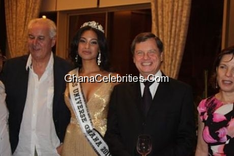 Yaya Negro, Miss Universe Ghana 2011