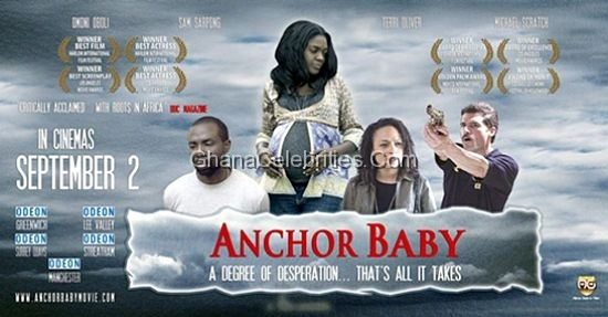 Anchor Baby In UK Cinemas