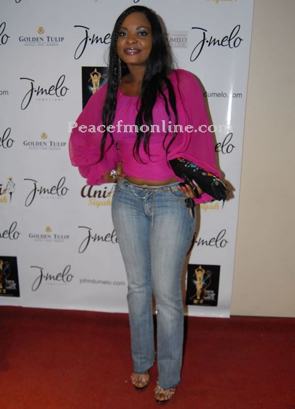 Beverly Afaglo At J.Melo Launch