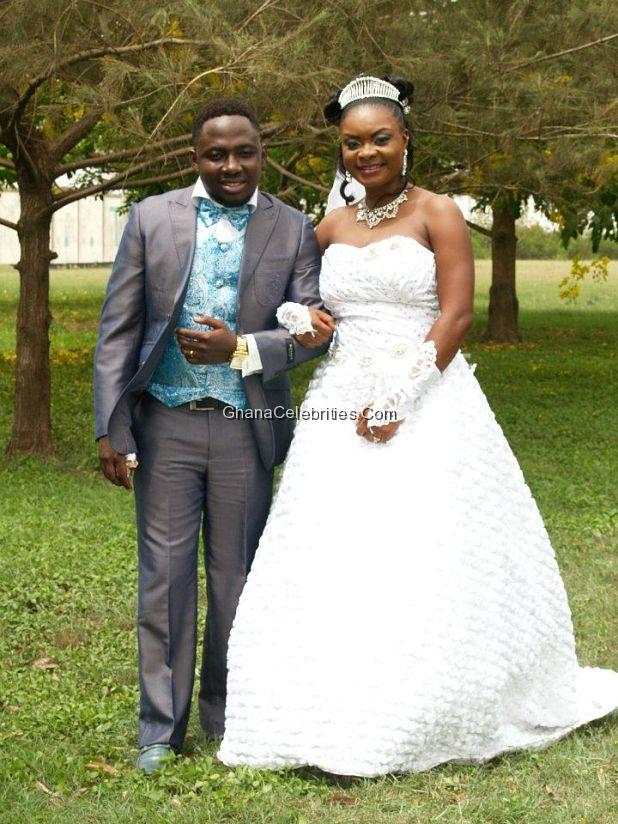 Beautiful Photos of Ghanaian Celebrity Weddings You Can't ...