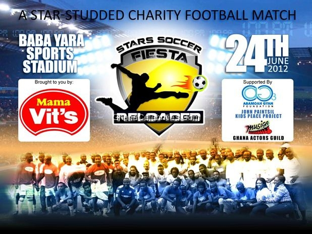 'Stars Soccer Fiesta Reloaded'
