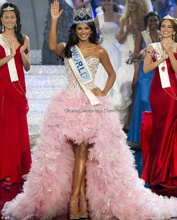 Miss World 2011 Ivian Sarcos
