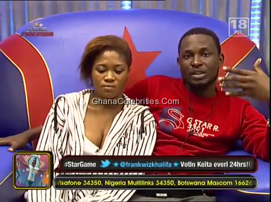 Eazzy 'Mildred' & Keitta Gossip About Esperanca