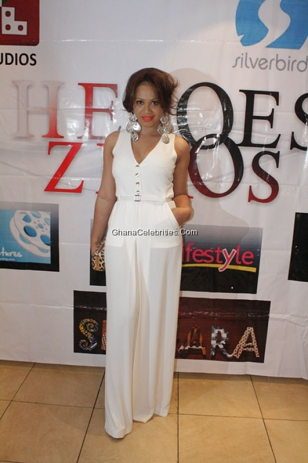 Nadia Buari Today