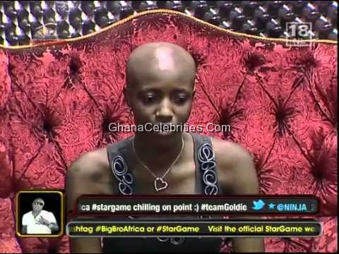 Zainab-Big Brother Stargame