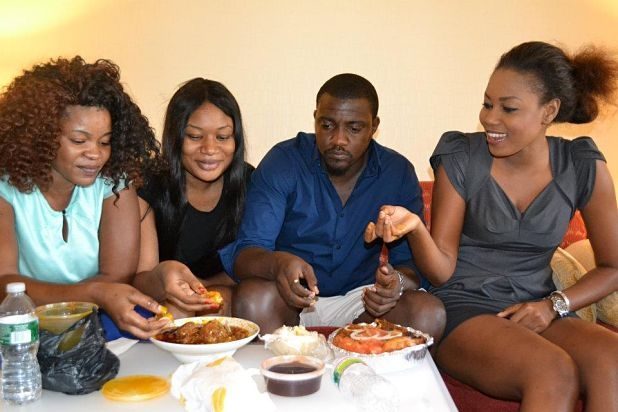 Ghanaian Celebrities In USA