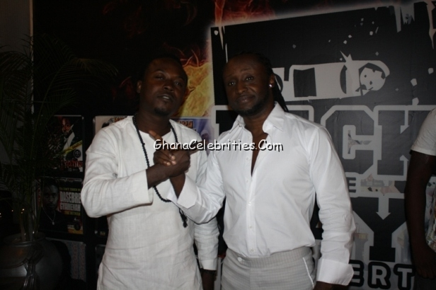 Ex-Doe and Reggie Rockstone