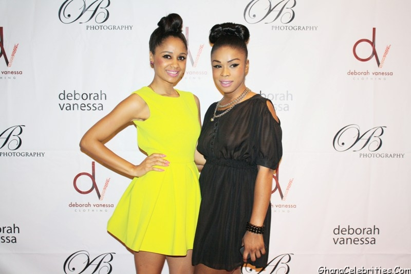 Deborah Vanessa And Lousika