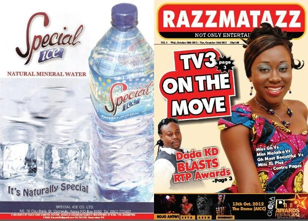 Razzmatazz Front & Back-Vol1