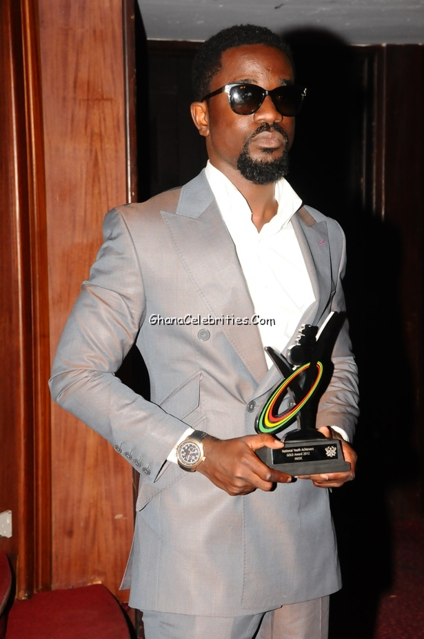 Sarkodie Wins Big At Mtn 4syte Music Video Awards 2013