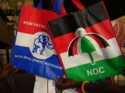 NPP-NDC-Supporters