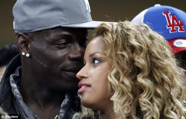 Balotelli New Girlfriend