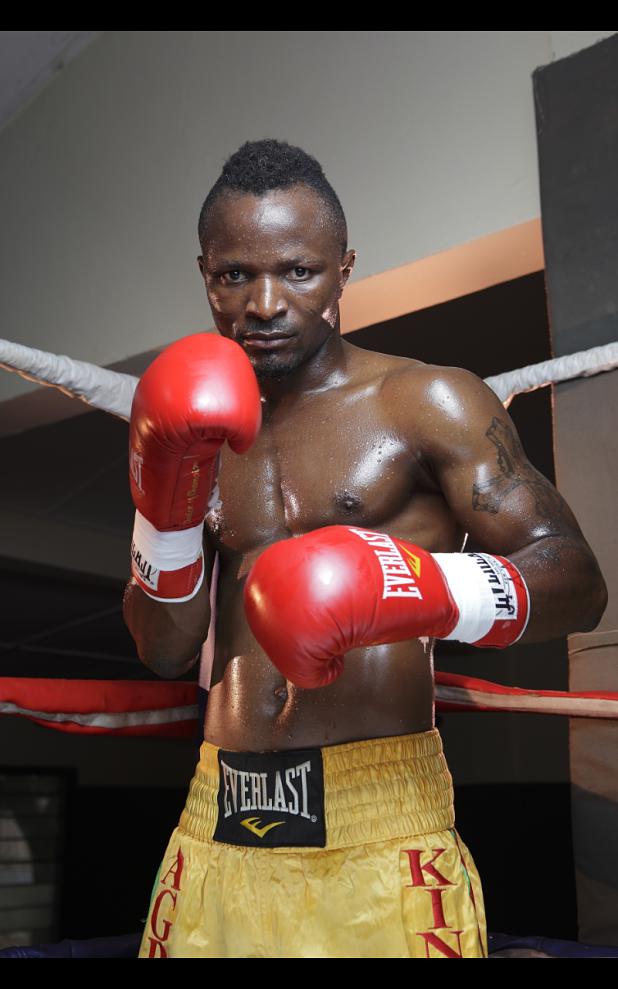 Joseph Kingkong Agbeko