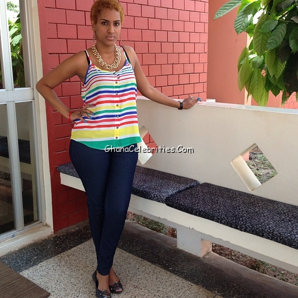 Juliet Ibrahim Blonde1