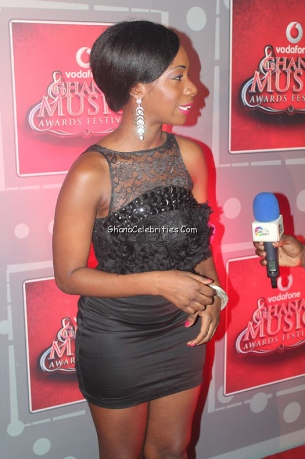 The 14th edition of the annual Vodafone Ghana Music Awards Festival