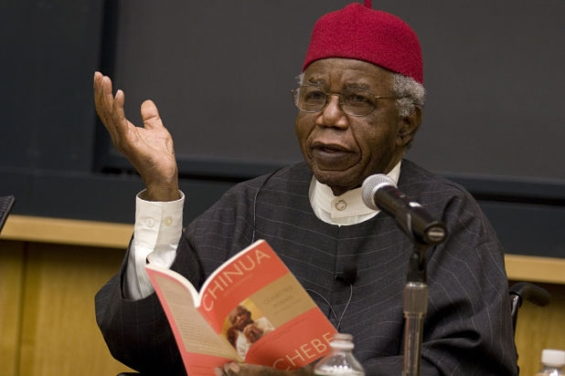 Chinua-Achebe Is dead