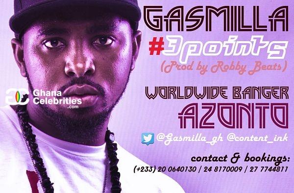 Gasmilla-3 Points