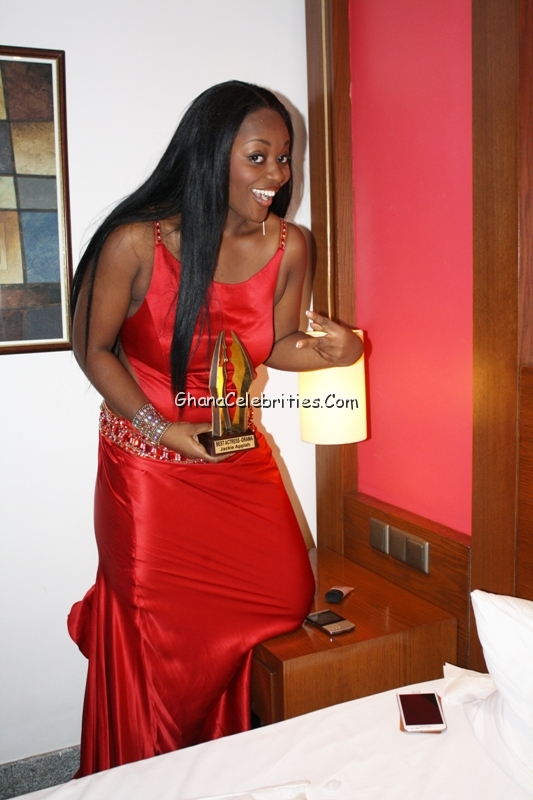 Jackie Appiah Wins AMVCA