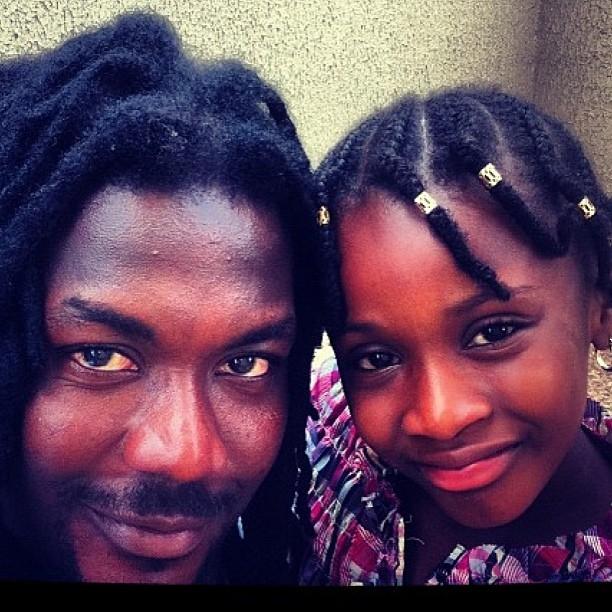 Samini And Daughter