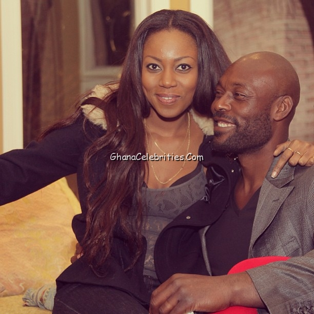 Yvonne Nelson And Jimmy Jean Louis