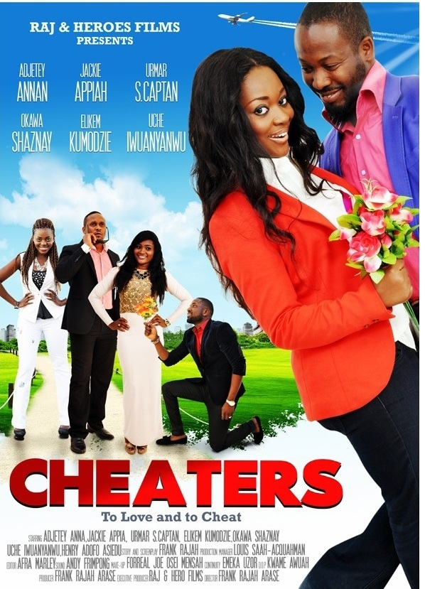 Book 1 of CHEATERS
