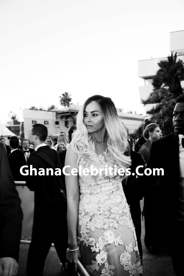 Menaye Donkor at the 66 Cannes Film Festival