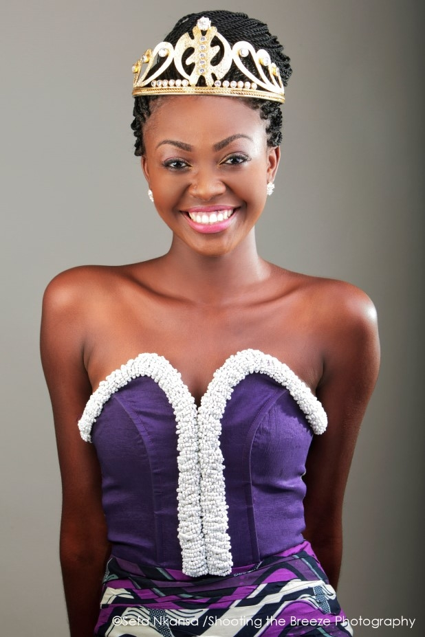 Miss Ghana 2012 Naa Okailey Shotter2 FAB Photos: Miss Ghana 2012 sizzles in new promo pictures