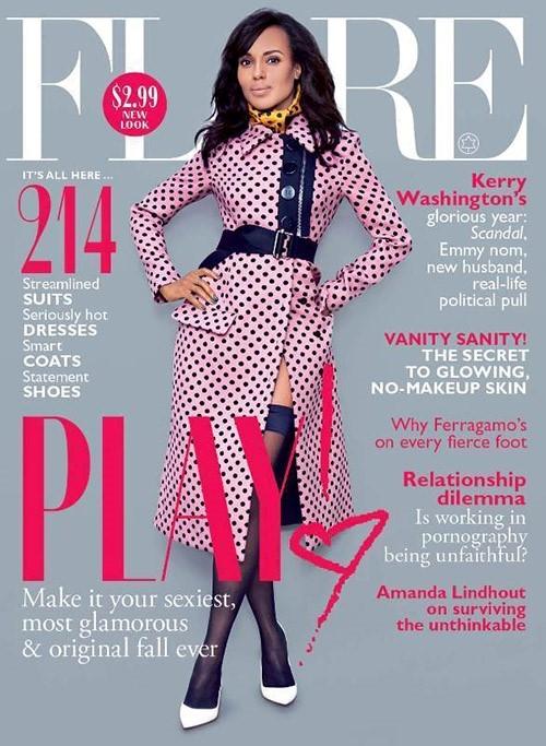 Kerry-Washington-Covers-Flare-Magazine-2013