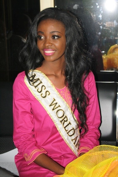 Miss Ghana Naa Okailey Shooter's Arrival (7)