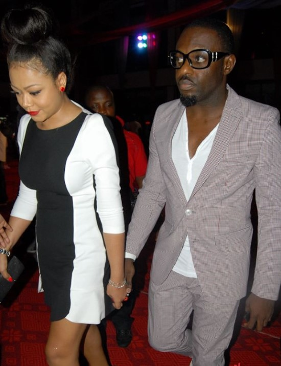 Nadia Buari and Jim Iyke