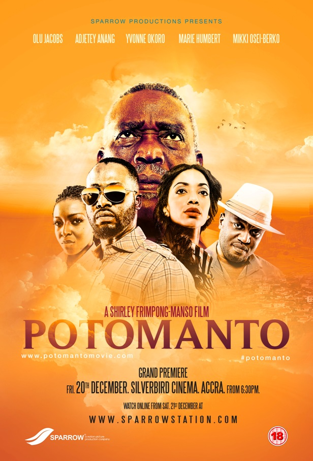 New Movie-POTOMANTO