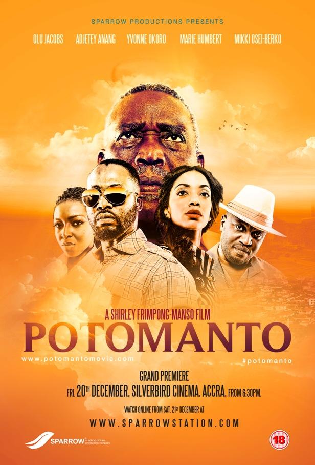 New Movie-POTOMANTO