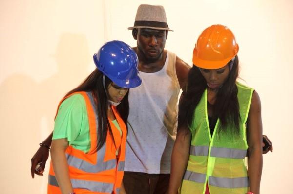 Juliet Ibrahim Video Shoot for Traffic Jam (3)