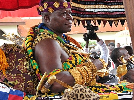 Otumfour Osei Tutu II