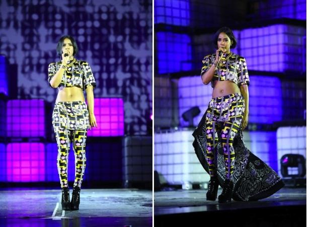 Kelly Rowland in Nigeria