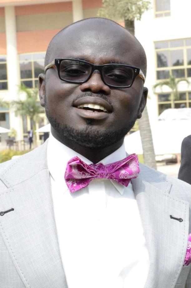 Kwaw Kesse's Manager Fennec Okyere